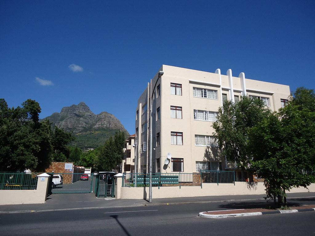 JP Duminy Court - UCT Student Residence | JP Duminy Court
