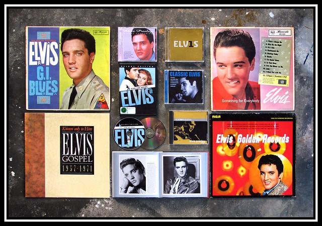 DEC 21 - Elvis Presley