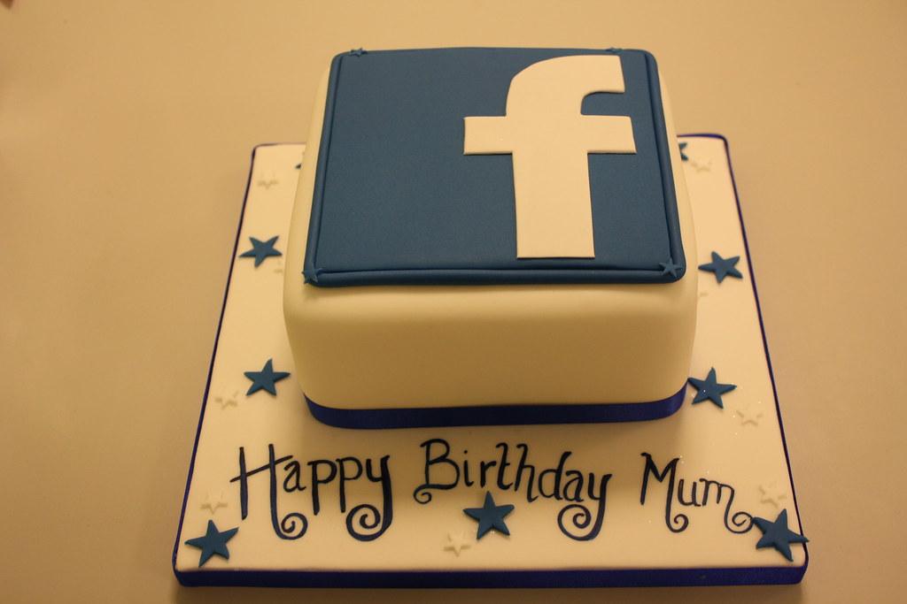 Incredible Cake Facebook 6 Inch 27 8 Inch 39 10 Inch 51 1 Flickr Funny Birthday Cards Online Elaedamsfinfo