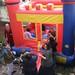 Backyard Bouncy Castle by lpnlizard