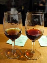 土, 2010-10-09 11:41 - Brotherhood Wineryでテイスティング