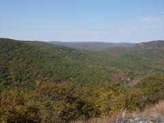 日, 2010-10-17 12:24 - Bald Mountainからの眺め