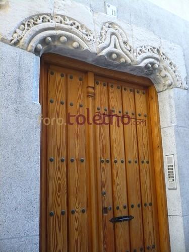 Toledo. Portada gótico-mudéjar. Arcos 006 | by pedro.riaza