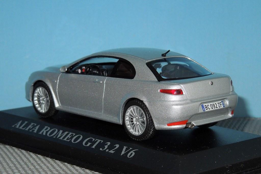 Alfa Romeo Gt 3 2 V6 1 43 Altaya Ixo Voitures De Reve Flickr