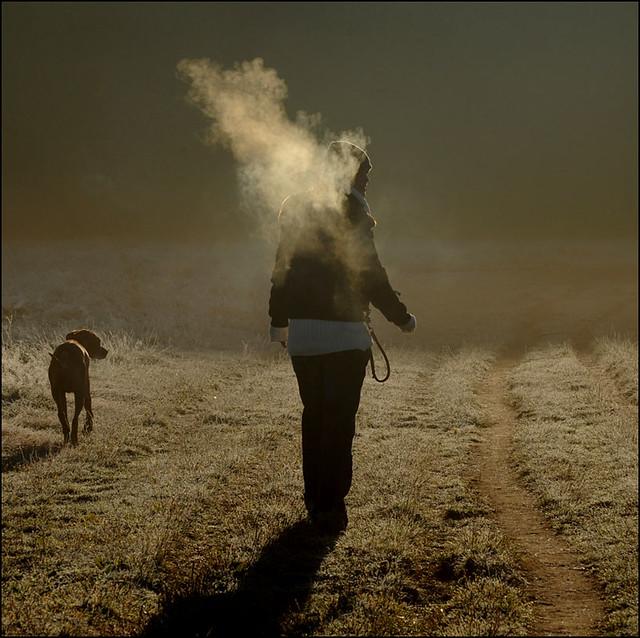 exhale........