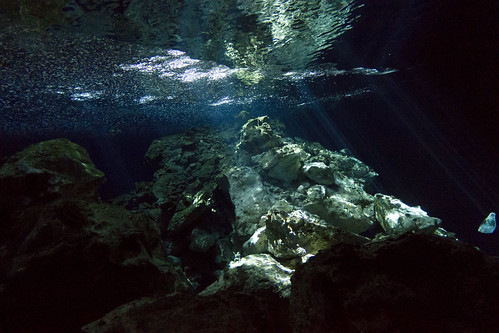 Tajma Ha Cenote | by John White