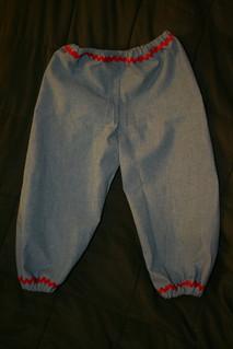 Blue Pants - FINISHED