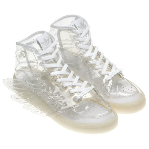 Licuar Repetido lantano  adidas jeremy scott clear shoes | dealwithitsf.tumblr.com/ | Flickr
