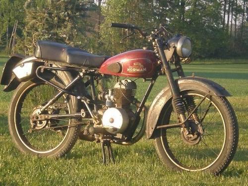 Norman B1S 197cc | Norman B1S Villiers 8E engine, TF Blumfie… | Flickr