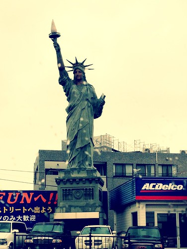 Statue of liberty | by kalleboo
