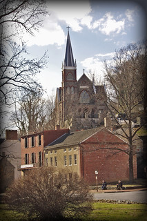 Church on the Hill Harpers Ferry | by fauxto_digit