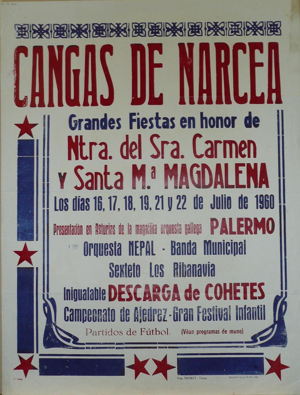 Cartel 1960