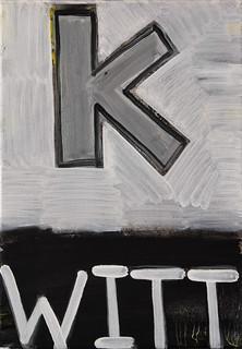 Zavier Ellis 'Kurt 2', 2011 Oil on canvas 35.5x25cm