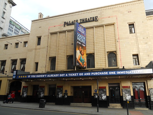 Palace Theatre, Manchester | by Gene Hunt