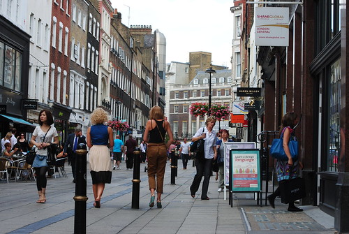 South Molton Street | by Shane Global Language Centres