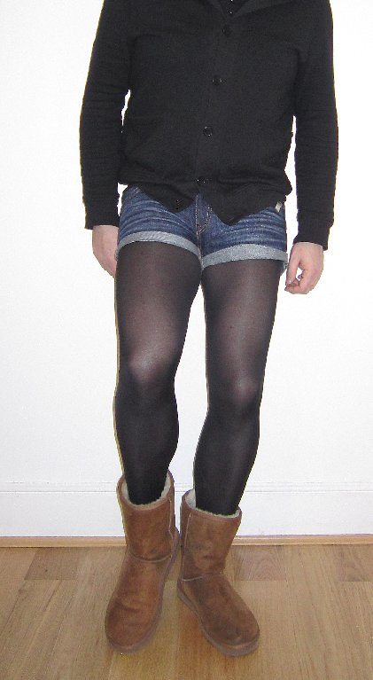 308199d604a Shorts, tights and Uggs 1   One of my favourite lounging out…   Flickr
