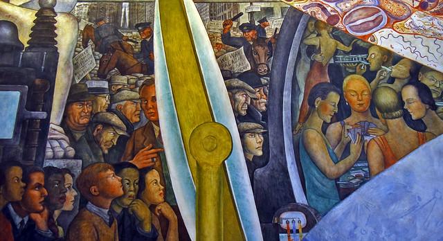 Occupy Wall Street, ca. 1934