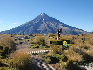 Egmont National Park   by Department of Conservation