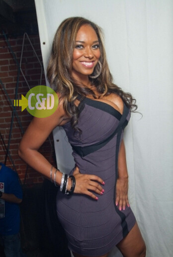 Esther Baxter at Kevin McCall'...