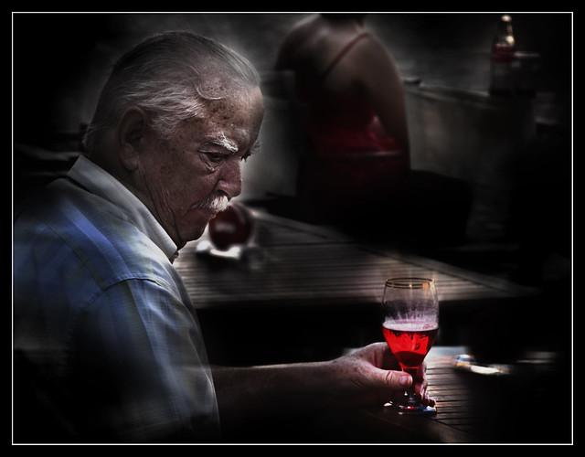 bere da soli