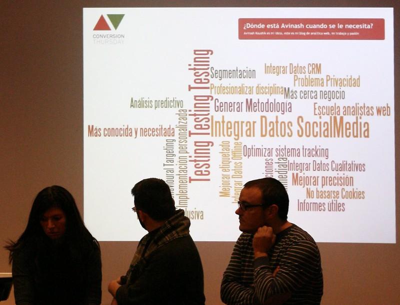 Conversion Thursday: retos para 2012 (22.12.11)
