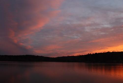 lake sunrise georgia pike