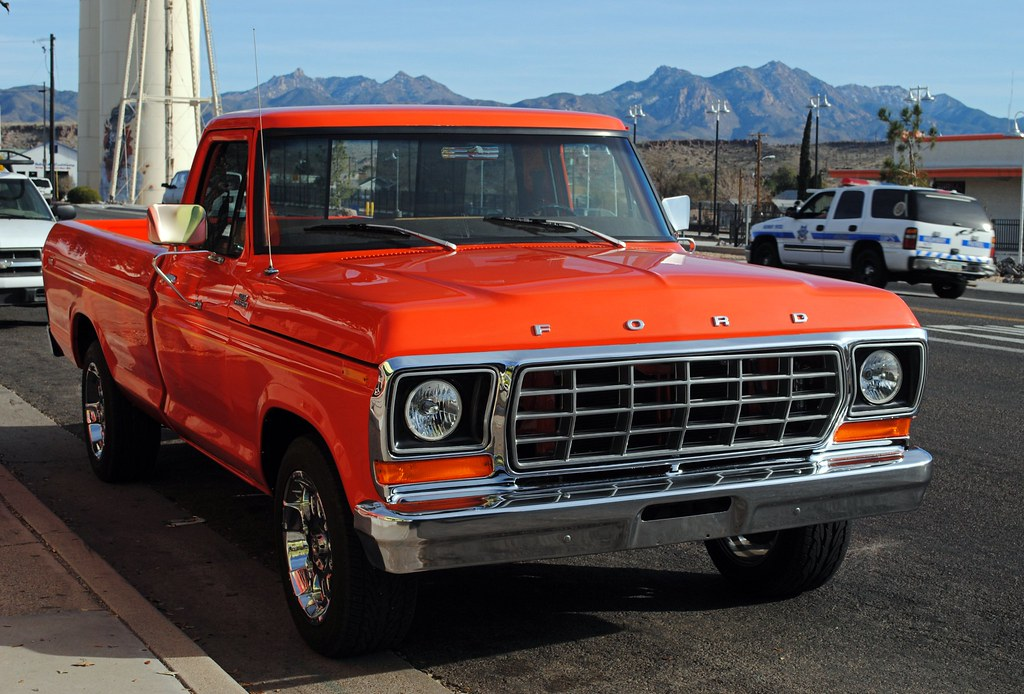 1978 Ford F 150 Kingman Arizona 1978 Was The Last Year For Flickr