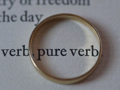 RSiegel_week3 - Pure Verb | by grongar