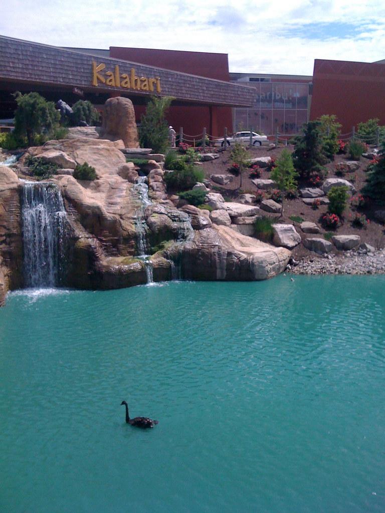 Kalahari Resorts Sandusky: Indoor Water Parks