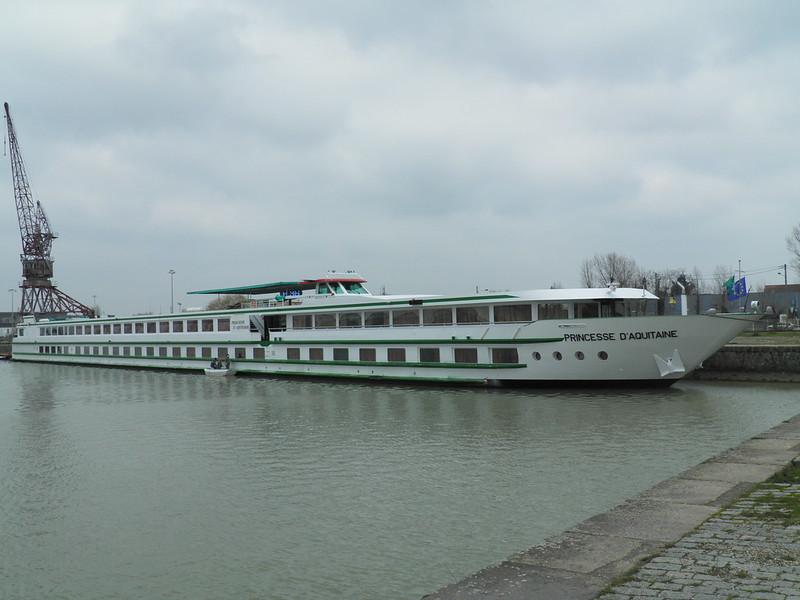 ms Princesse d'Aquitaine - Bordeaux - P2011130