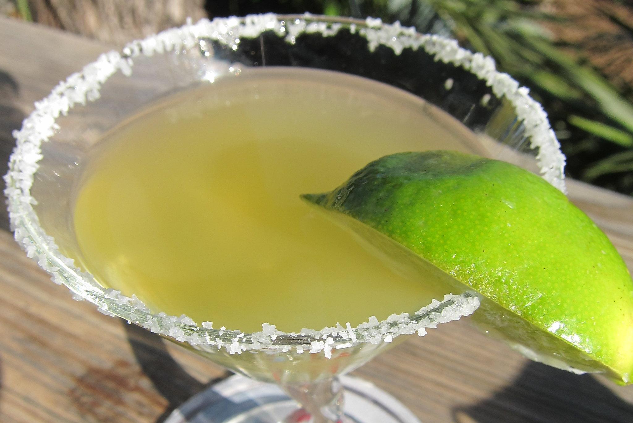Trudy's Mexican Martini