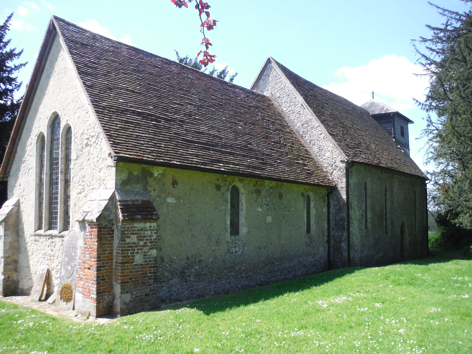 St. Michael and All Angels, Up Marden SWC Walk Rowlands Castle Circular