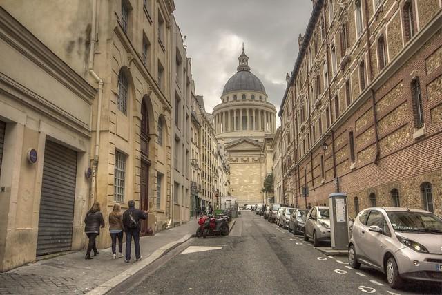 PARIGI. RUE VALETTE.
