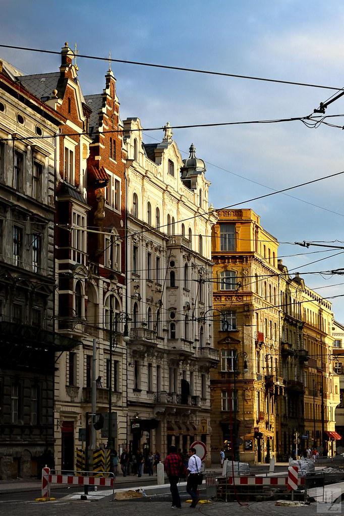 Czech street | location: Staré Město, Prague | Loizeau