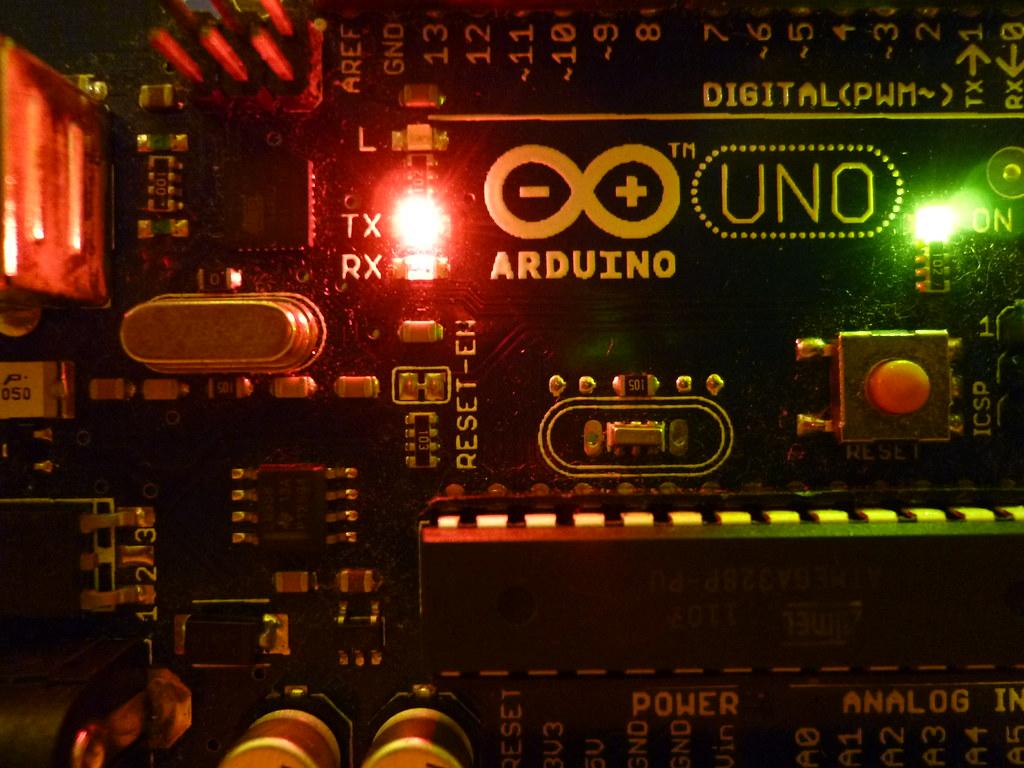 The Arduino!