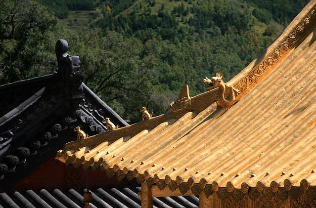 Wutai Shan - Xiantong Si