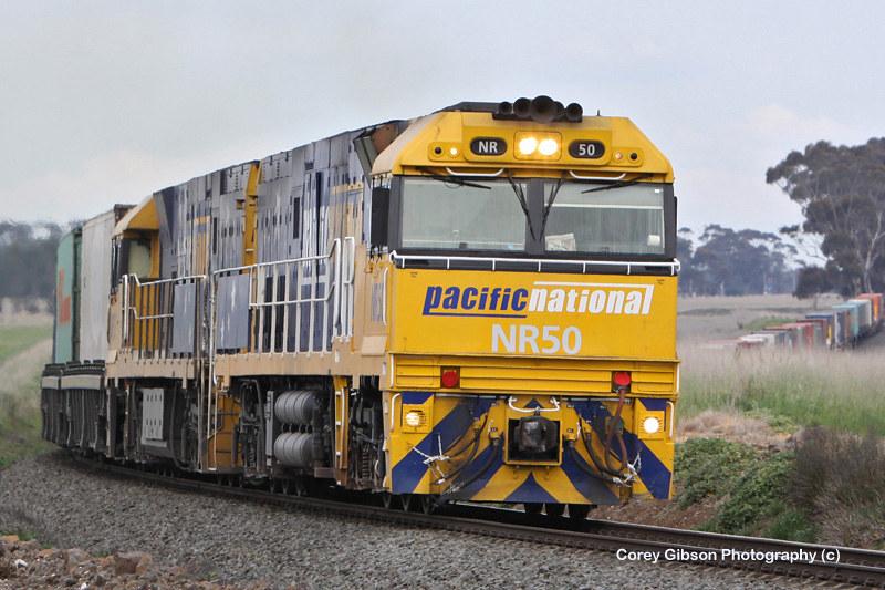 NR50 near Berrybank by Corey Gibson