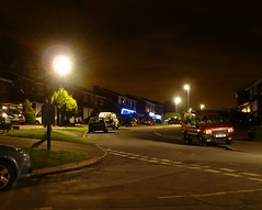 Pennine Road Lighting - Holophane QSS Lanterns (60w Cosmopolis).