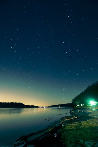 longexposure nightphotography stars landscape susquehannariver longlevel