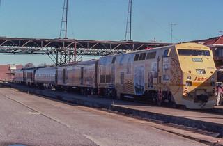 19990205 39 USPS Century Express, Florence, SC