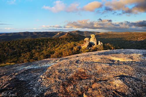 camping sunset sphinx nationalpark nikon rocks pyramid australia climbing boulders lee queensland newyearseve granite nikkor filters december31 castlerock balancingrock turtlerock girraween 2011 baldrock granitearch mtnorman 1735mmf28 singhray d700