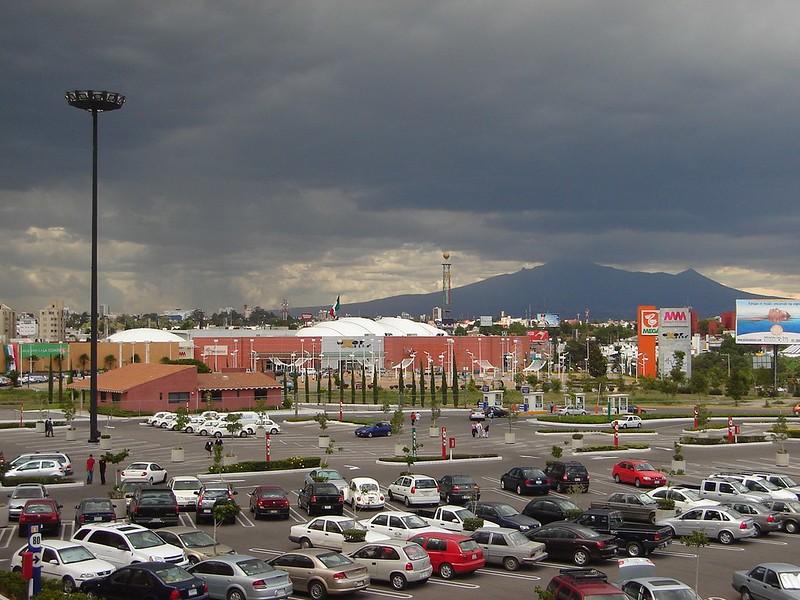 Estacionamiento Angelópolis