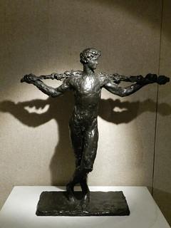 « Dionysos » par Paul Landowski