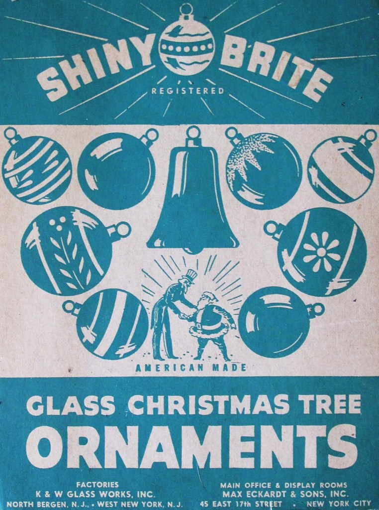 SHINY BRITE Green Ornament Box | Heather David | Flickr