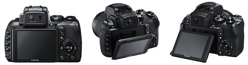 Fujifilm HS30EXR - Tilting LCD | by ** David Chin **