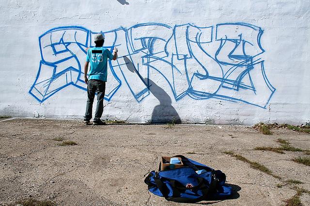 Garde Painting