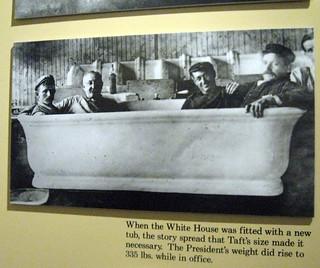 The Infamous Taft Bathtub There Is An Oft Repeated And Rat Flickr