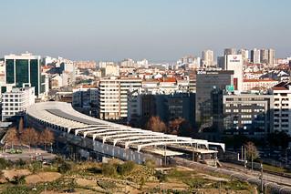 Estação de Entrecampos, 2012.01.19 | by nmorao