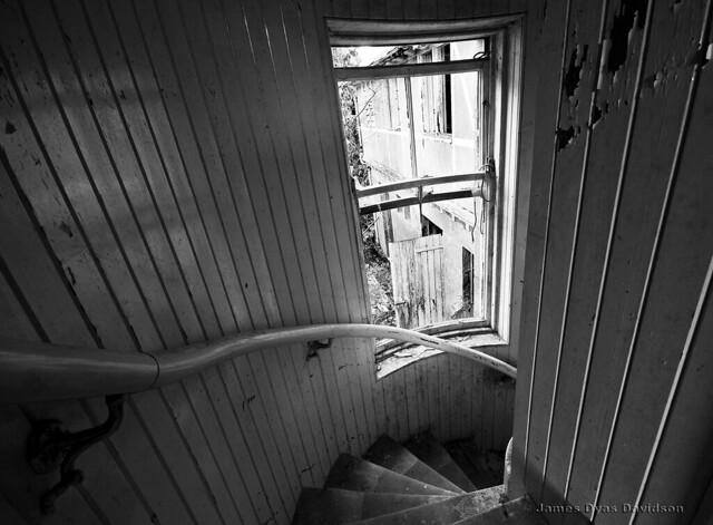 A downward spiral