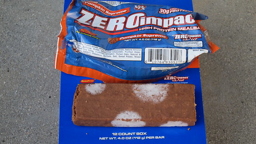 Zero Impact Moldy Protein Bars